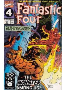 Comics 1991-10 Fantastic Four 357