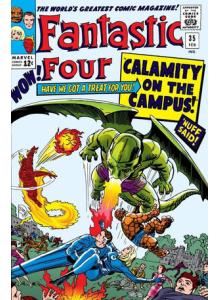 Comics 2000-11 Fantastic Four 35