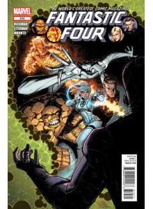 Comics 2012-11 Fantastic Four 610