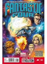 Комикс 2013-02 Fantastic Four 2