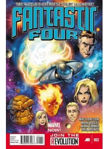 Comics 2013-02 Fantastic Four 2