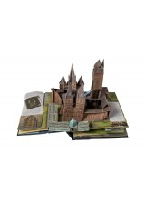 3D Книга Хари Потър Matthew Reinhart | A Pop-Up Guide to Hogwarts