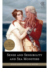 Jane Austen | Sense And Sensibility And Sea Monsters (Quirk Classics)