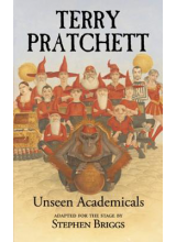 Terry Pratchett | Unseen Academicals