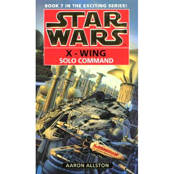 Aaron Allstone | Star Wars X-Wing: Solo Command 1