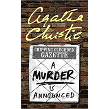 Agatha Christie | A Murder Is Announced