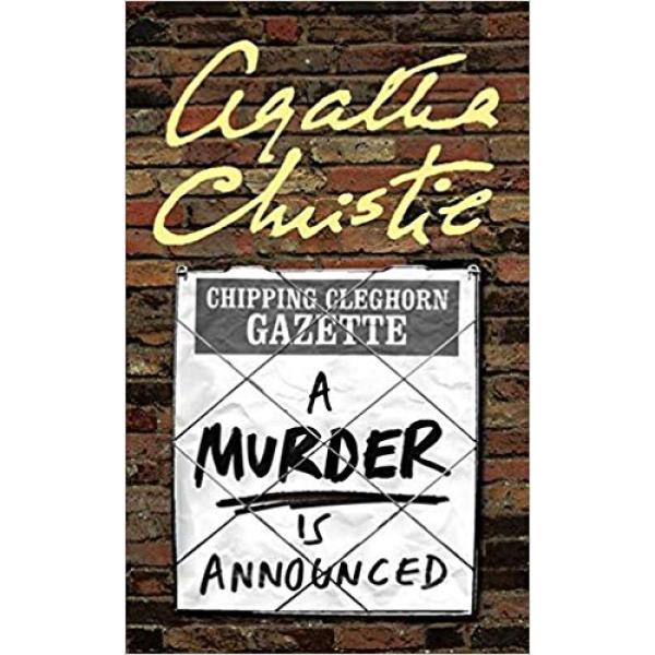 Agatha Christie | A Murder Is Announced 1