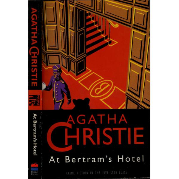 Agatha Christie | At Bertrams Hotel 1