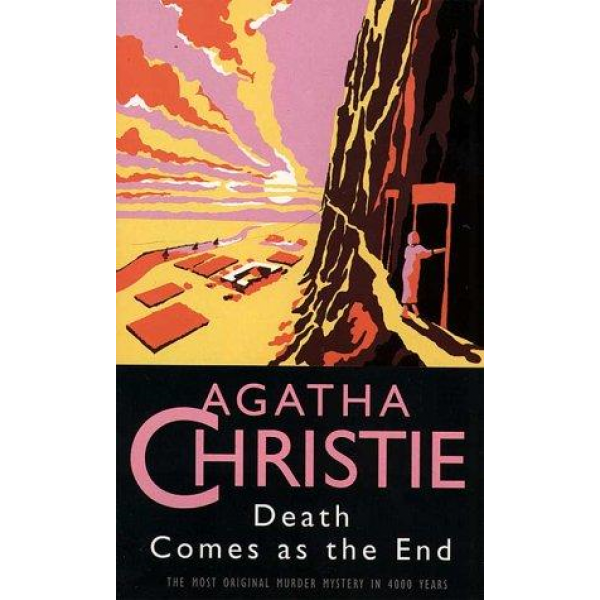 Agatha Christie | Death Comes As The End 1