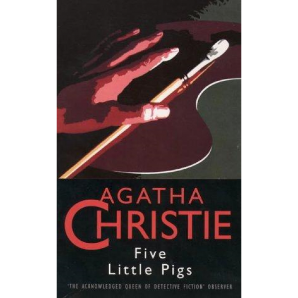 Agatha Christie   Five Little Pigs 1