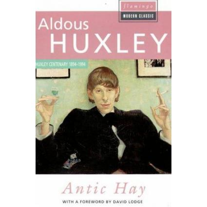 ,Aldous Huxley