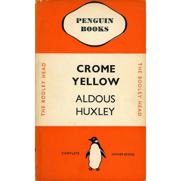 Aldous Huxley | Crome Yellow 1
