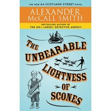 Alexander McCall Smith | The unbearable lightness of scones