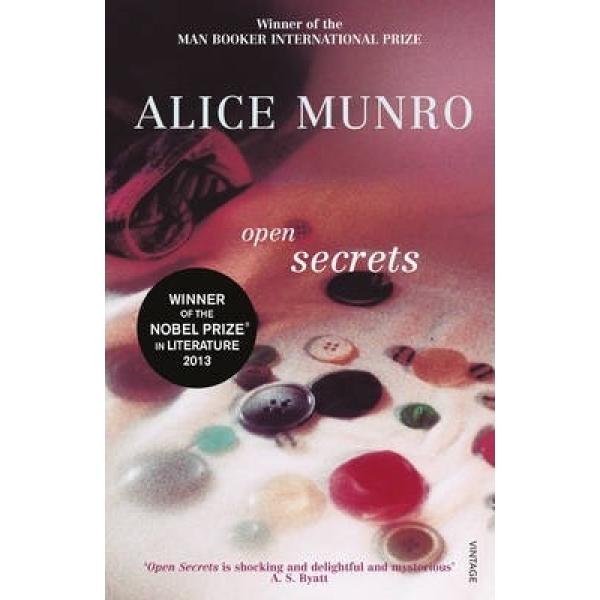 Alice Munro | Open Secrets 1