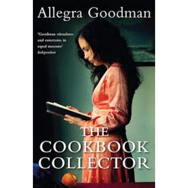 Allegra Goodman | The Cookbook Collector 1