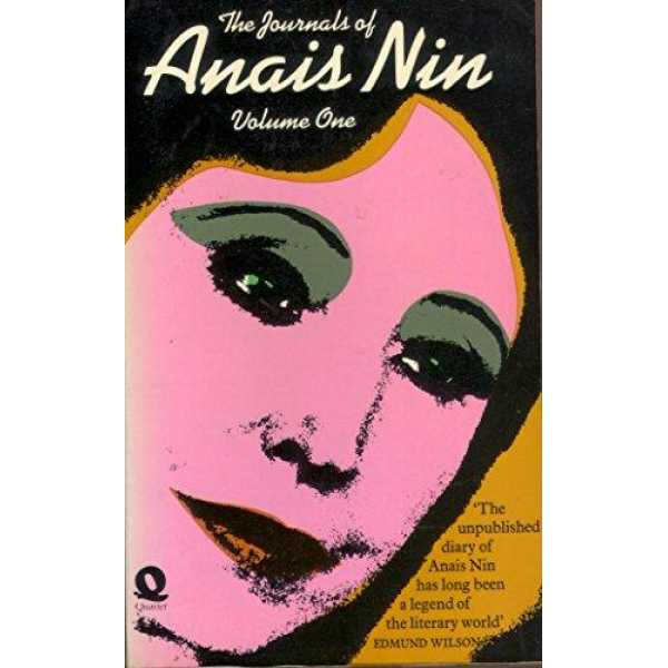 Anais Nin | The Journals vol 1 1