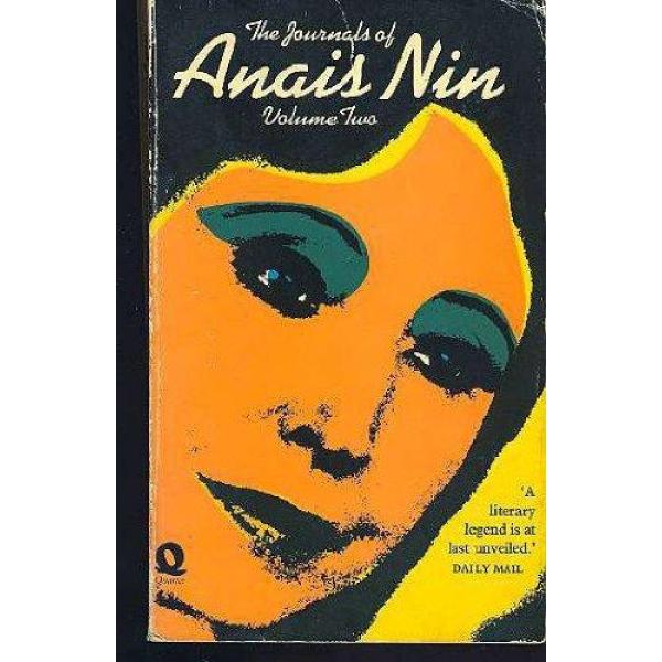 Anais Nin | The Journals vol 2 1