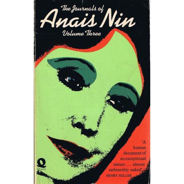 Anais Nin | The Journals vol 3 1