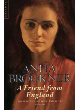 Anita Brookner | A Friend From England