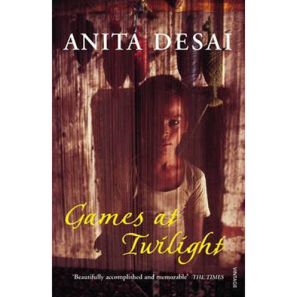 Anita Desai | Games At Twilight And Other Stories 1