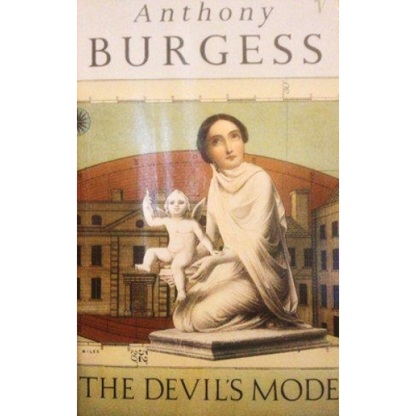 """Anthony Burgess 