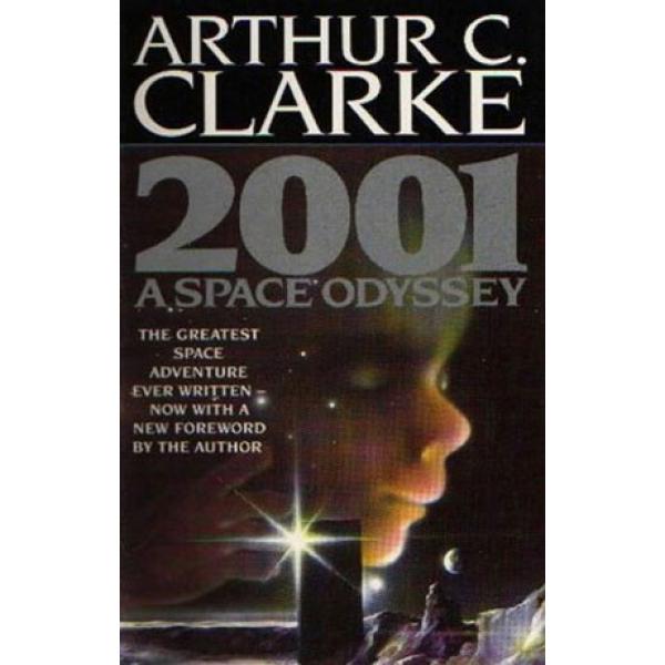 Arthur C Clarke | 2001 A Space Odyssey 1