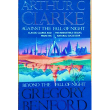 Arthur C Clarke | Against The Fall Of Night