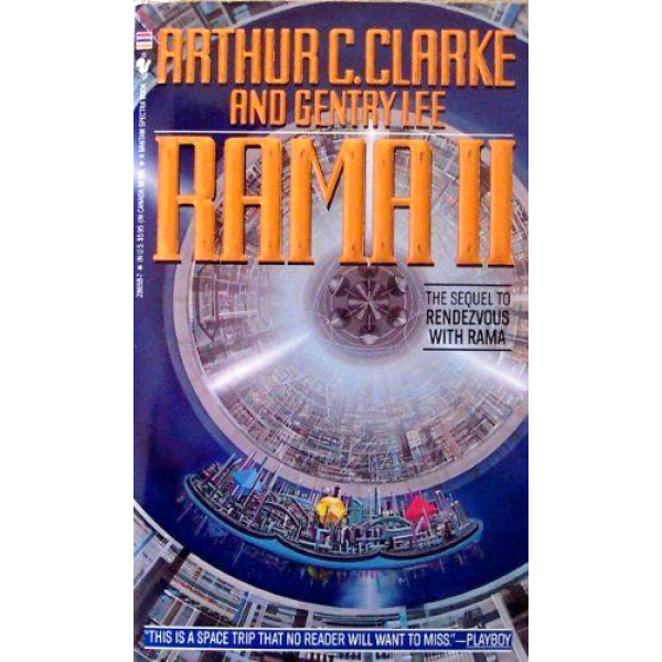 Arthur C Clarke | Rama II 1