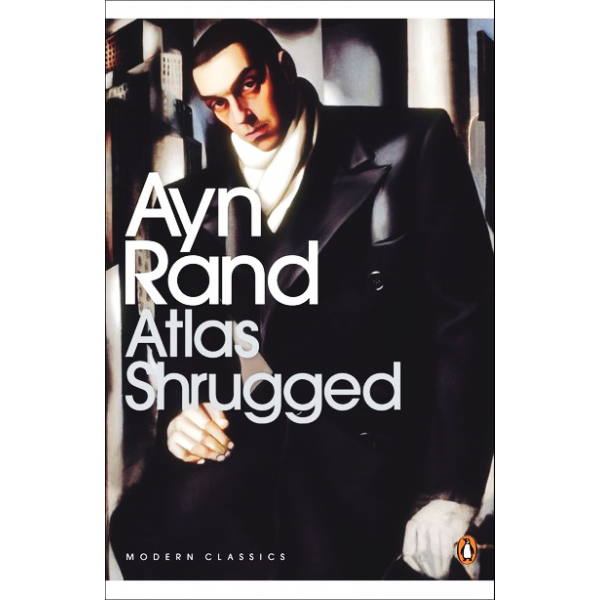 Ayn Rand | GB Atlas Shrugged 1