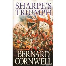 Bernard Cornwell | Sharpe's triumph