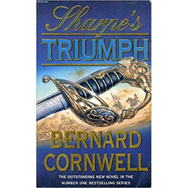 Bernard Cornwell | Sharpes Triumph 1