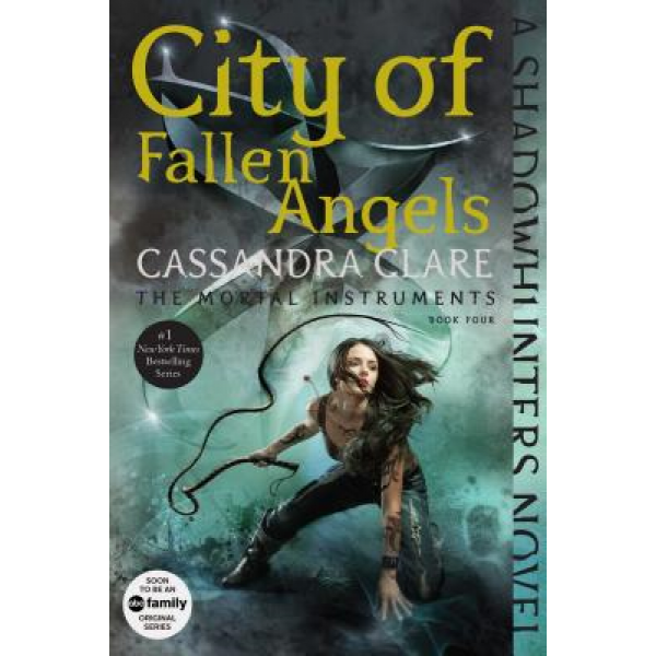 Cassandra Clare | City of fallen angels 1