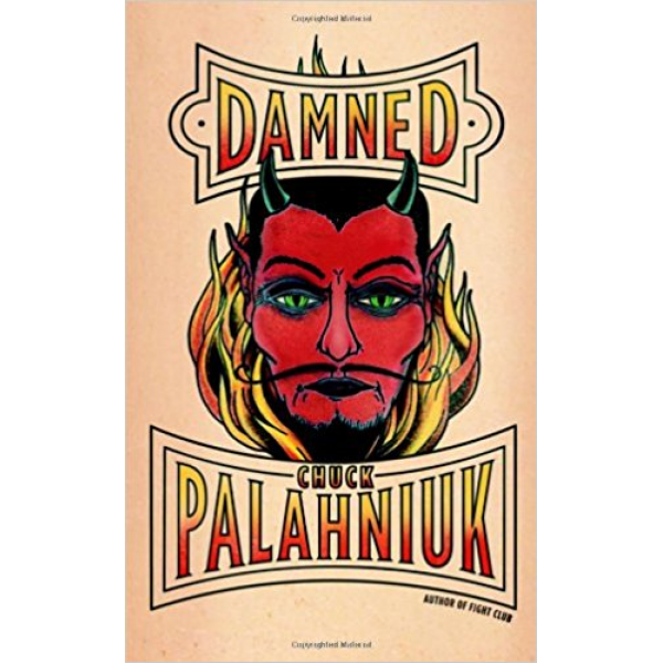 Chuck Palahniuk | Damned 1