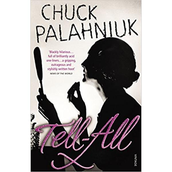 Chuck Palahniuk | Tell All 1