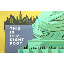 Dave Eggers | Her Right Foot