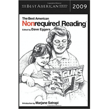 Dave Eggers | The Best American Nonrequired Reading 2009