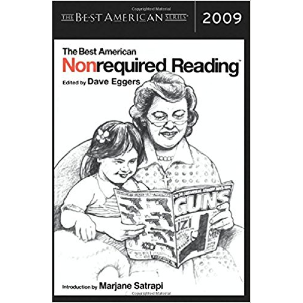 Dave Eggers | The Best American Nonrequired Reading 2009 1