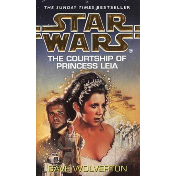 Dave Wolverton | Star Wars: The Courtship of Princess Leia 1