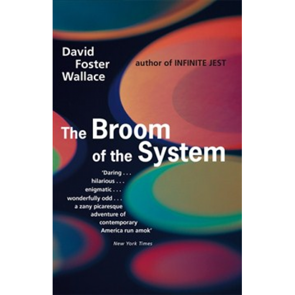David Foster Wallace | The broom of the system 1