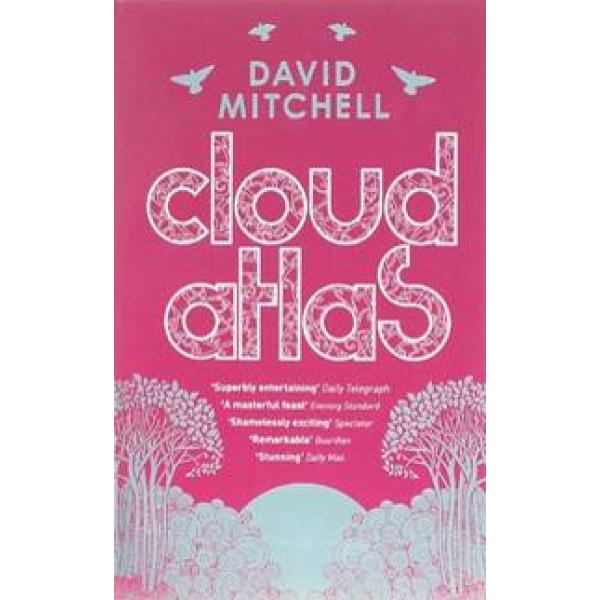 David Mitchell | Cloud Atlas 1