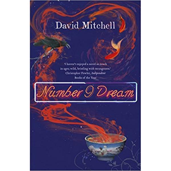 David Mitchell | Number 9 Dream 1