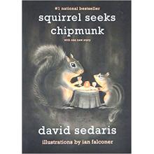 David Sedaris | Squirrel Seeks Chipmunk