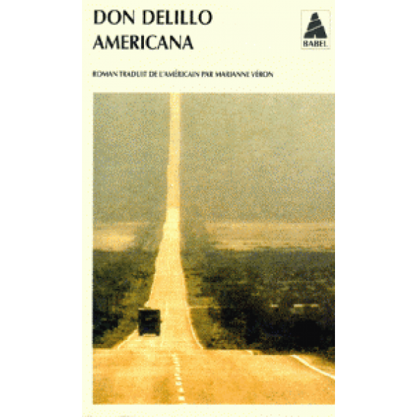 Don DeLillo | Americana 1