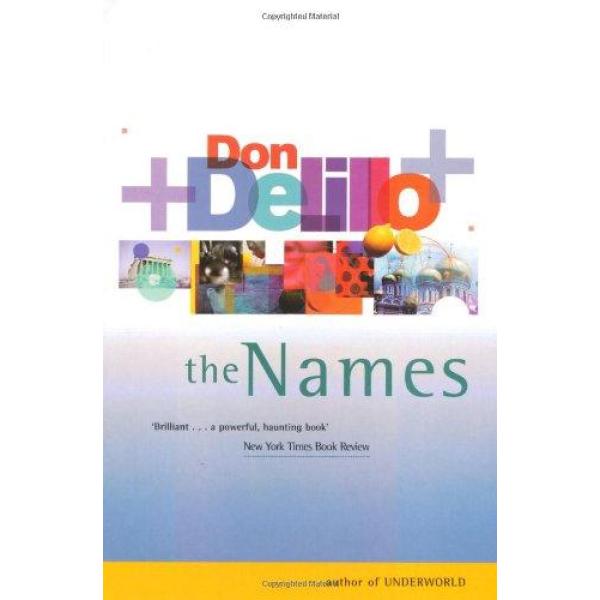 Don DeLillo   The Names 1
