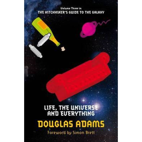 Douglas Adams | Life, The Universe And Everything 1
