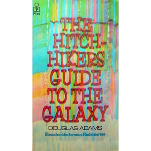 """Douglas Adams   The Hitchhiker""""s Guide To The Galaxy 1"""