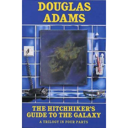 ,,Douglas Adams