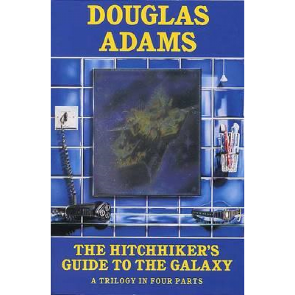 Douglas Adams | The Hitchhiker Trilogy 1