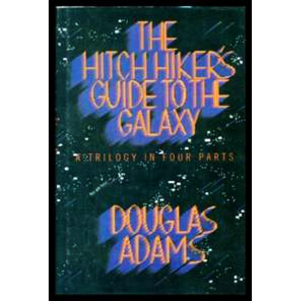 Douglas Adams   The Hitchhikers Guide To The Galaxy 1