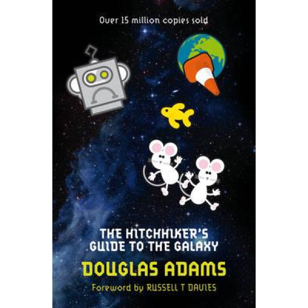 Douglas Adams | The Hitchhikers Guide To The Galaxy 1